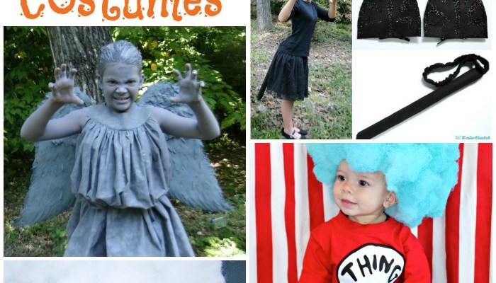 16 Creative Halloween Costume Ideas
