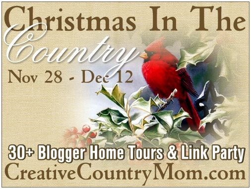 christmas in the country blog tour