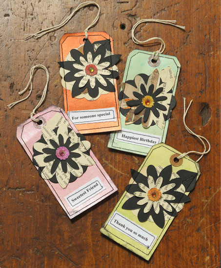 color washed tags