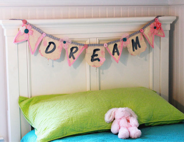 sweet dreams banner