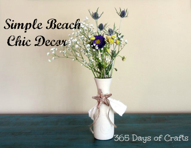 Beach chic wedding 2