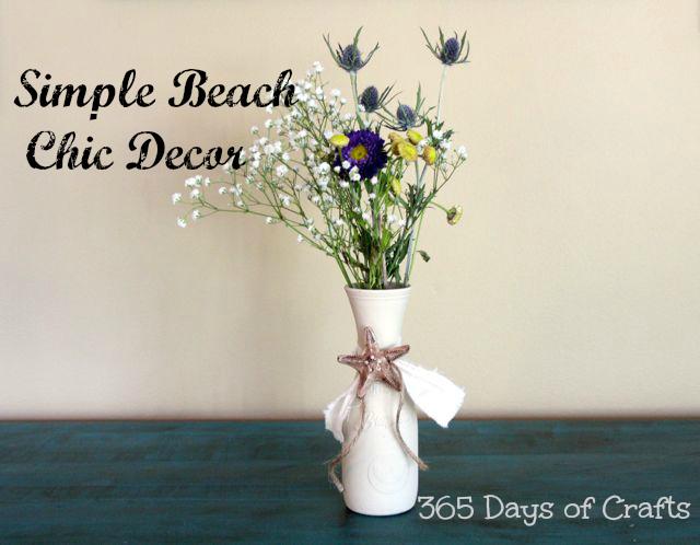 Beach chic wedding 2