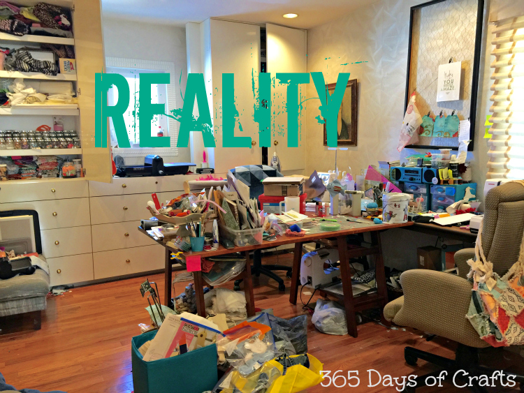 reality craft room