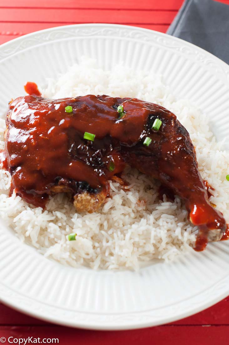06 - Copykat - Sriracha Honey Glazed Leg Quarters