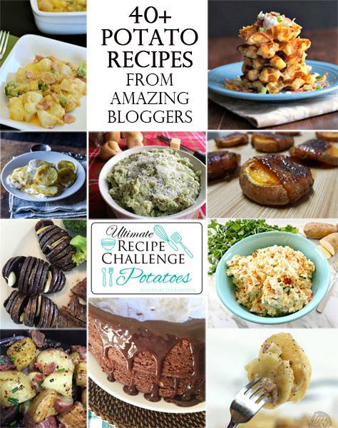 potato recipe bloggers