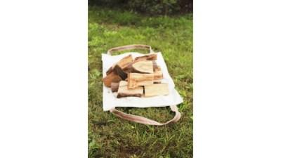 easy sew log tote