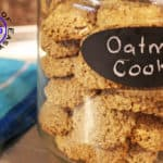 #37 – Oatmeal Cookies – 1 bowl, 4 ways
