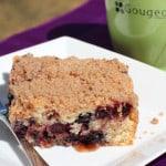 #51 – Blueberry Crumb Cake