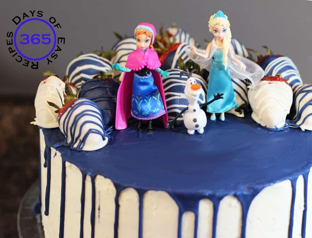 Brilliant Party Inspiration Disneys Frozen Birthday Cake With Olaf Anna Birthday Cards Printable Benkemecafe Filternl
