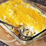 #47 – Chicken Enchiladas Rice Casserole