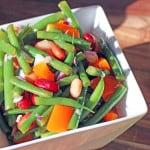 #56 – Fresh Bean Salad Recipe