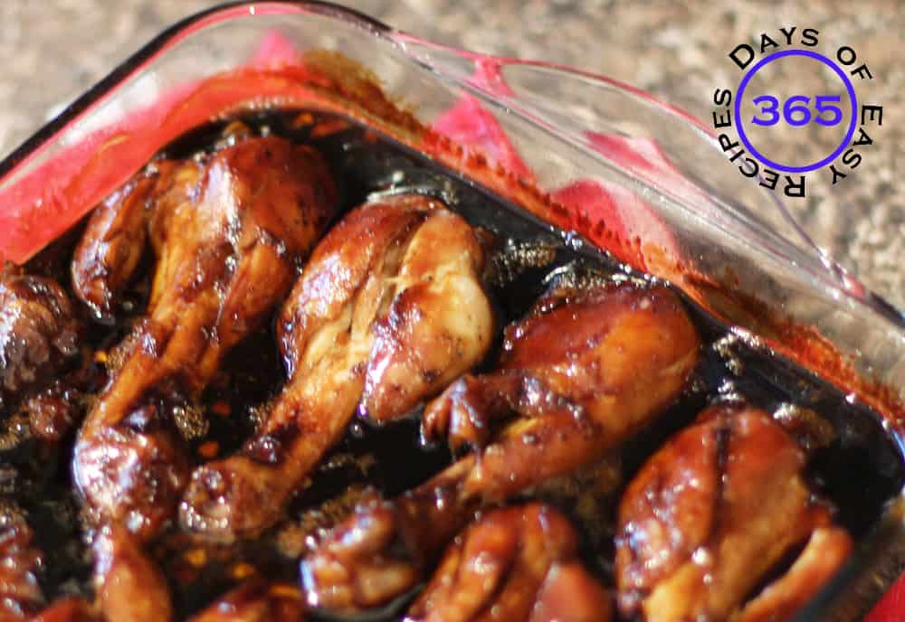 #42 - Sticky Baked Chicken