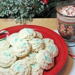 #84 – Whipped Shortbread Cookies