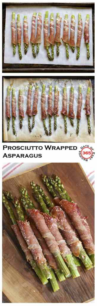 Prosciutto Wrapped Asparagus Make The Perfect Easy Party Appetizer For A Wine Or Backyard BBQ