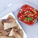 #125 – Strawberry Salsa with Kiwi