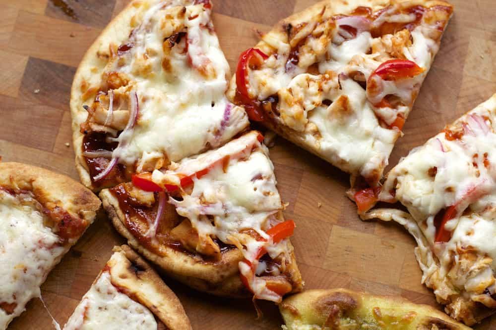 127 Bbq Chicken Flatbread Pizza 365 Days Of Easy Recipes