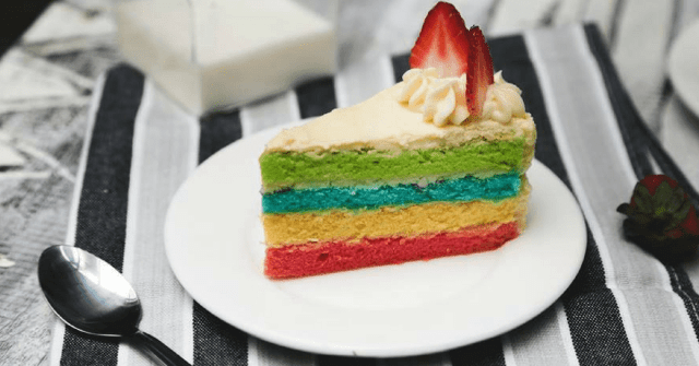 How to Make a Delicious and Colorful Rainbow Cake