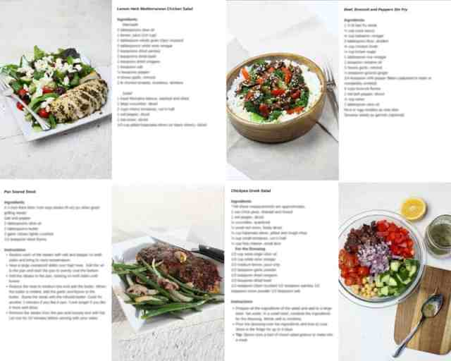 30 days of meal planning ebook 365 days of easy recipes i even managed to get to the gym once in a while its not easy but it is possible forumfinder Image collections