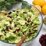 Brussels Sprouts Fall Salad