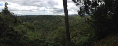 Panoramic of Halawa Valley