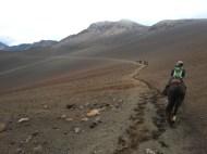 Haleakalā Horseback Ride 8