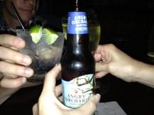 Drinks at JJ's.