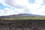 Looking towards Haleakalā.
