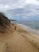 Diamond Head Beach.