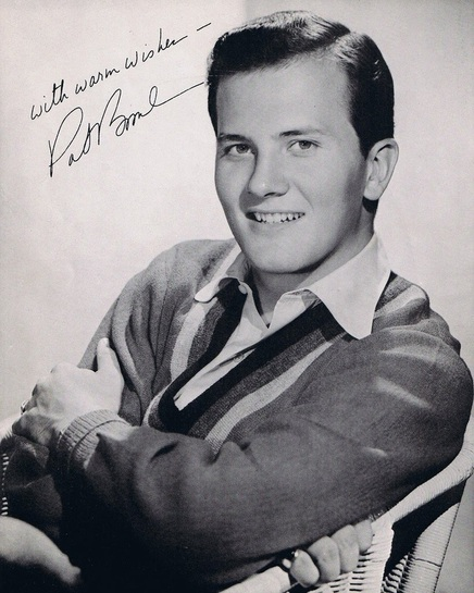 Image result for pat boone