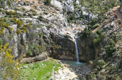Hiking-in-Lebanon-another-waterfall-along-the-rail-outside-of-Assia
