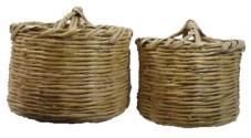 large-hand-woven-palm-leaf-basket-hamper-lebanon-traditional-handcraft