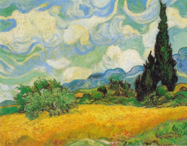 Day 30 – Vincent Van Gogh   365 of the things that have ...