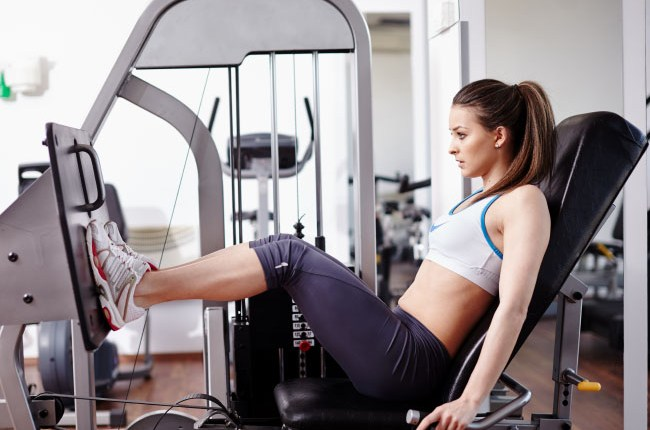 Beginner Gym Exercises For Women