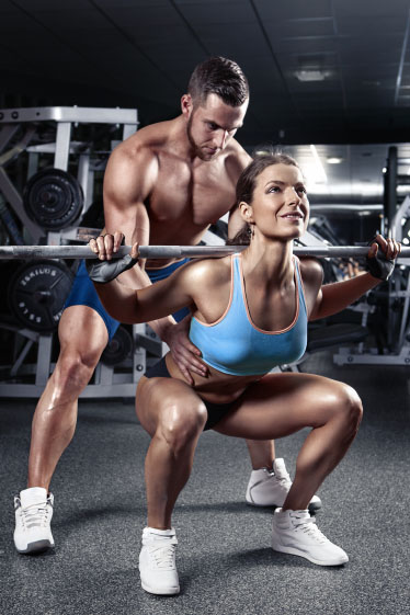 Squats With Barbell