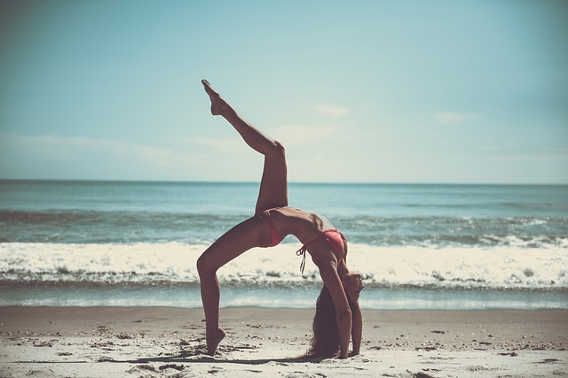 yoga-beach-bikini-cover