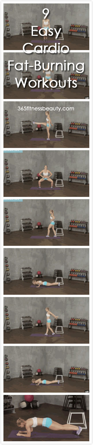 9-easy-cardio-fat-burning-workouts