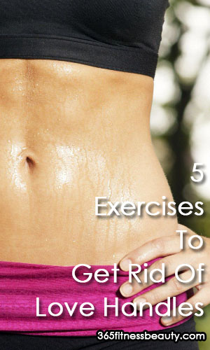 5 Best Exercises To Get Rid Of Love Handles For Women