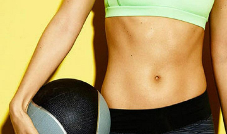 Medicine Ball abs core cover