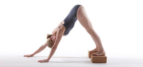 Yoga Block Under your feet