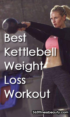 The Best Kettlebell Weight Loss Workout For Beginners