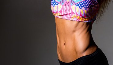 belly fat abs cover