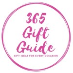 365 Gift Guide, gift guides for every occasion