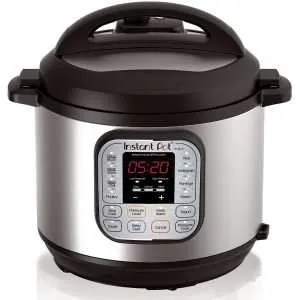 Foodie gift ideas, Instant Pot DUO60 6 Qt 7-in-1 Multi-Use Cooker