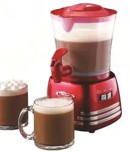 best chocolate gifts, Hot Chocolate Maker