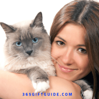 20 Plus Gift Ideas for Cat Lovers