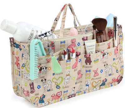 Cosmetic Bag with Dog Print, gifts for dog lovers