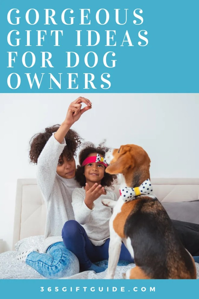 Gorgeous gifts ideas for dog owners and dog lovers
