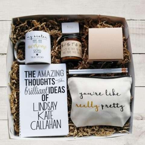 Sister Gift Box Set