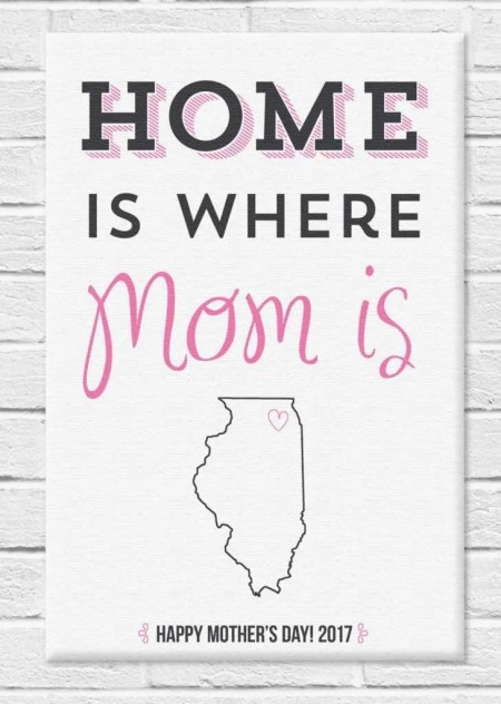 Home is Where Mom Is Poster