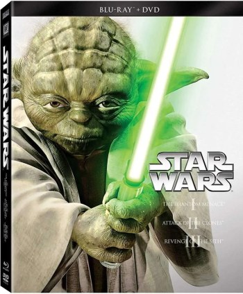Star Wars- Trilogy - Episodes I-III